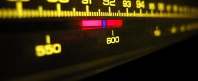 Шкала настройки радиочастот