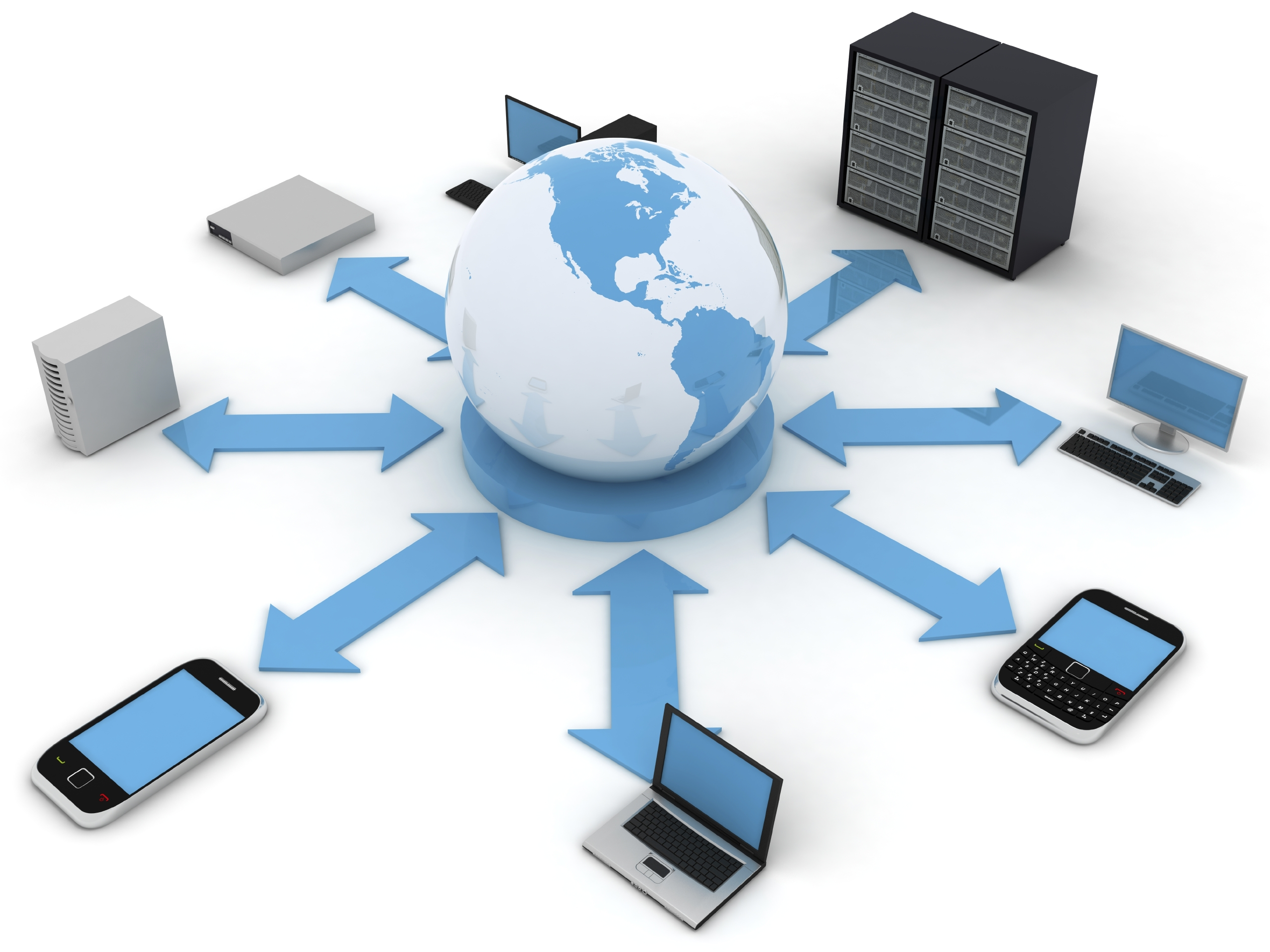 Схема VPN-соединения