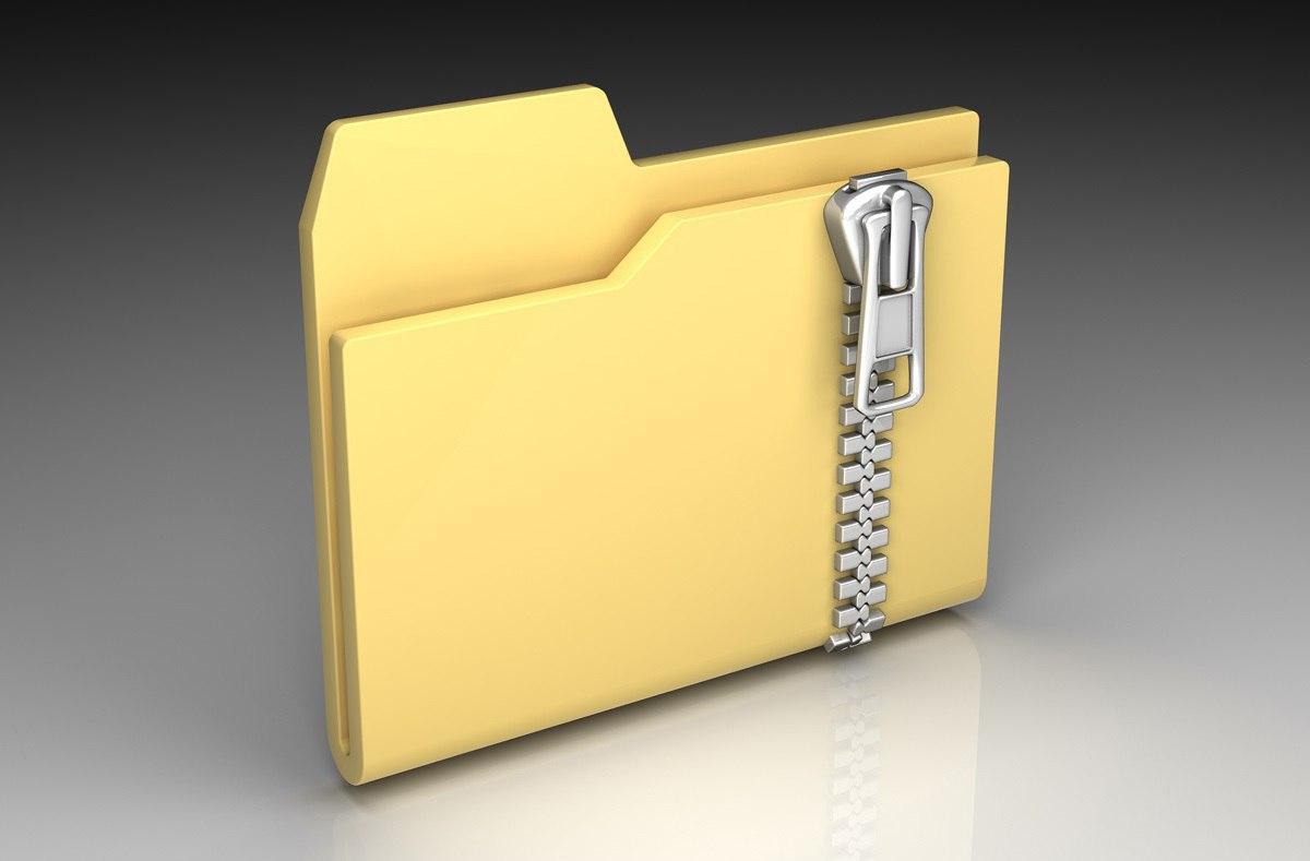 папка под паролем