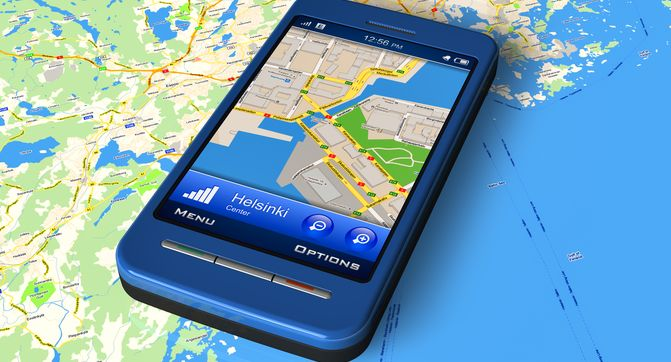 GPS и геолокация