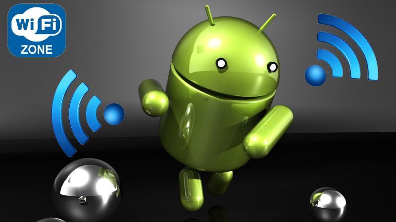 Wi-Fi на Андроид