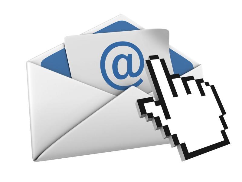 Миниатюра: символ e-mail