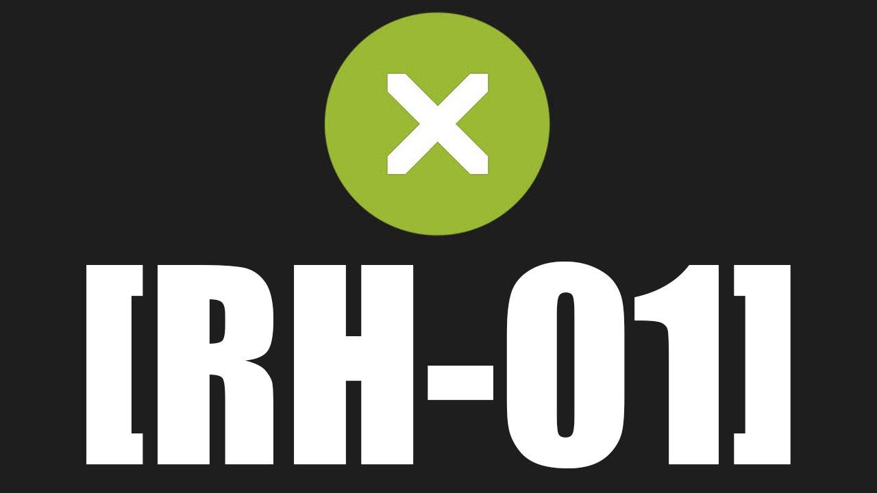 RH-01 плэй маркет