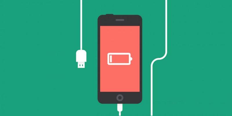 Зарядка Андроид