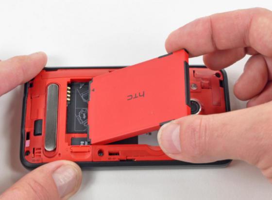 Аккумулятор телефона