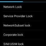 SIM ME Lock