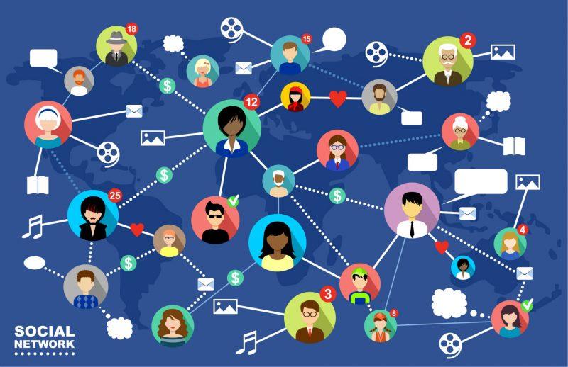 Социальные сети и люди