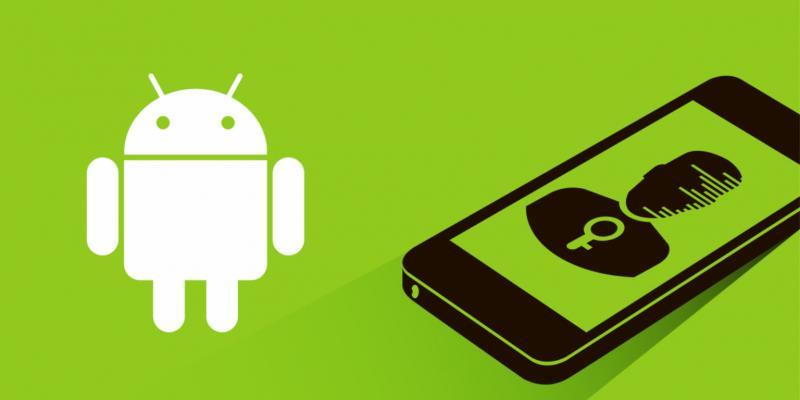 Android и смартфон с паролем