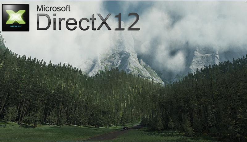 microsoft diretX 12