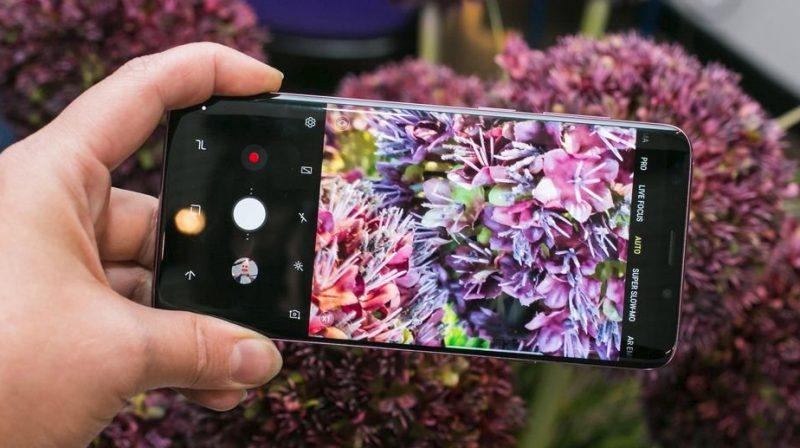 Камеры Samsung Galaxy S9