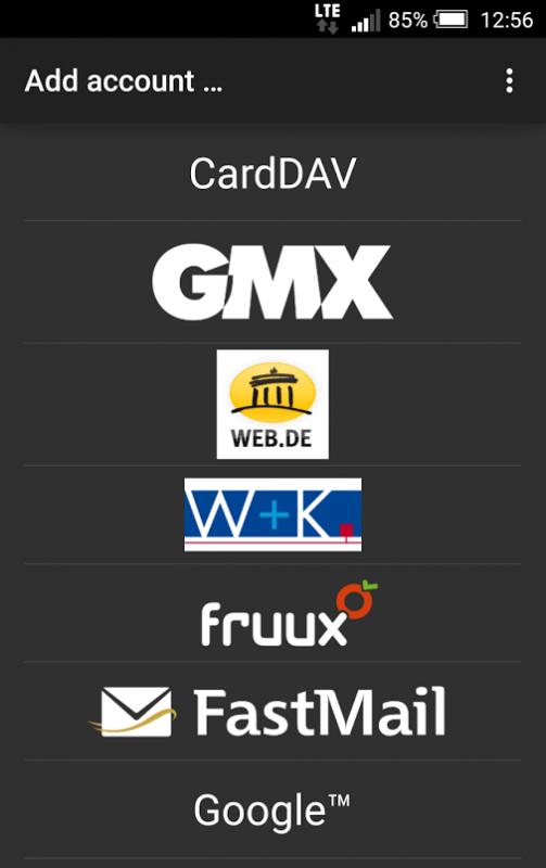 CardDAV-Sync
