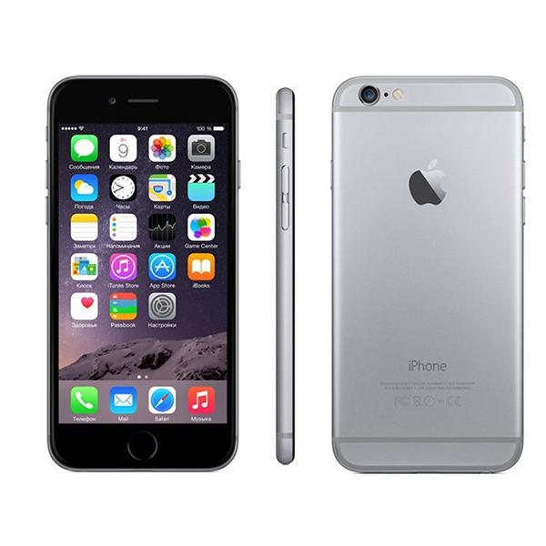 Параметры и возможности iPhone 6