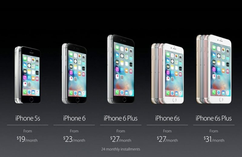 чем отличается айфон 6 от айфон 6s