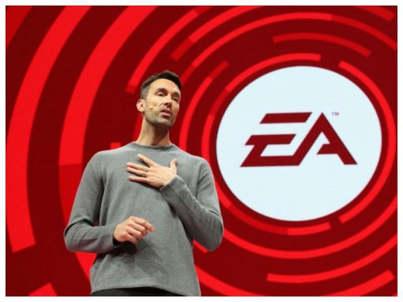 Electronic Arts объявила об уходе Патрика Содерлунда