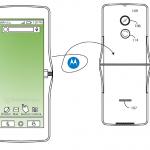 Описание складного смартфона