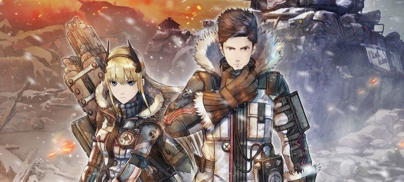 РС-версия Valkyria Chronicles 4