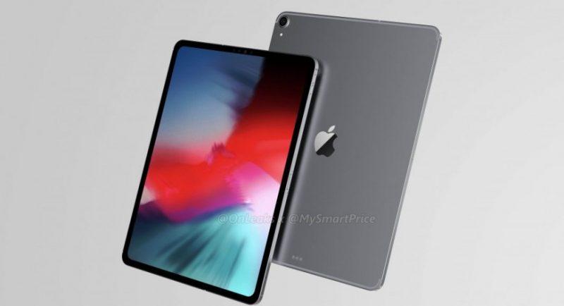 Безрамочный iPad Pro