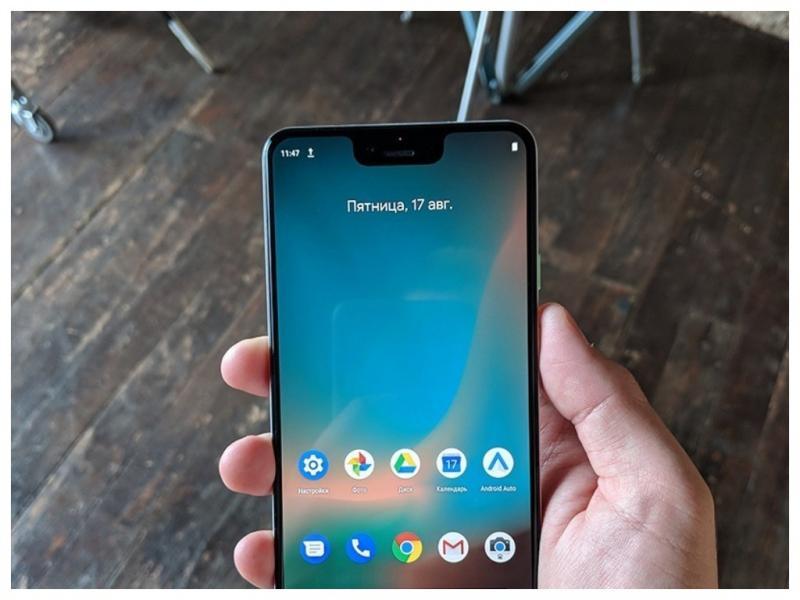 Pixel от Google