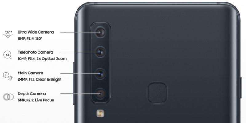 Samsung's Galaxy A9