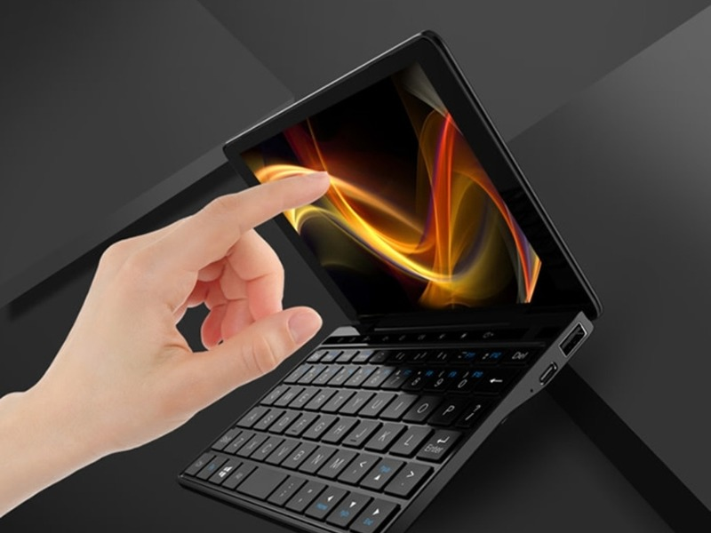 GPD Pocket 2 Amber Black