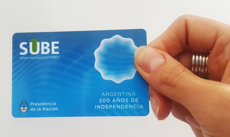 sube argentina
