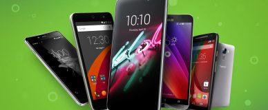 Бюджетные смартфоны