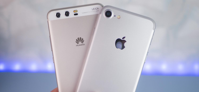 Huawei лучше Apple