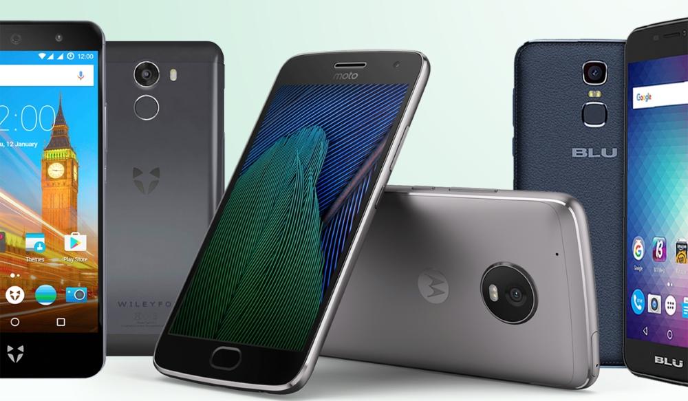 Недорогие смартфоны
