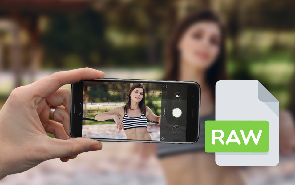 Формат RAW на смартфоне
