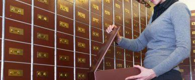 Хранение в банковской ячейке