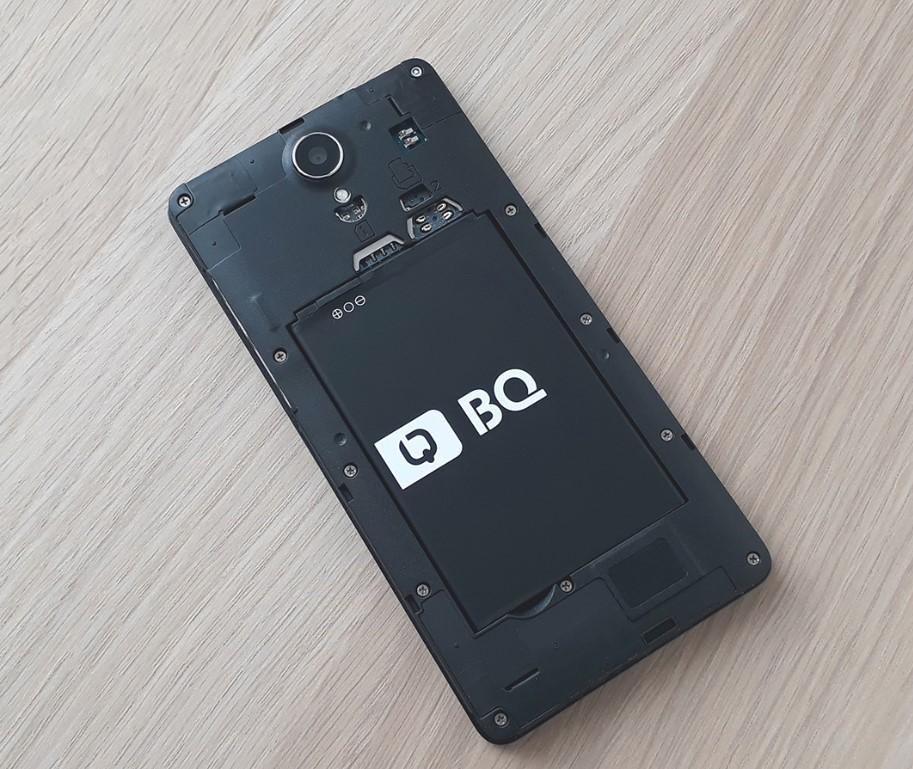 BQ-5001L Contact
