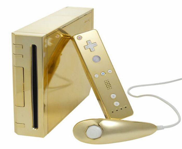 игровая консоль— Nintendo Wii Supreme