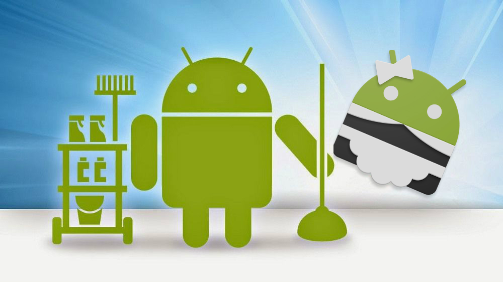 Очистка Андроида