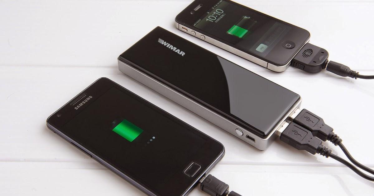 Мифы о батареях смартфонов
