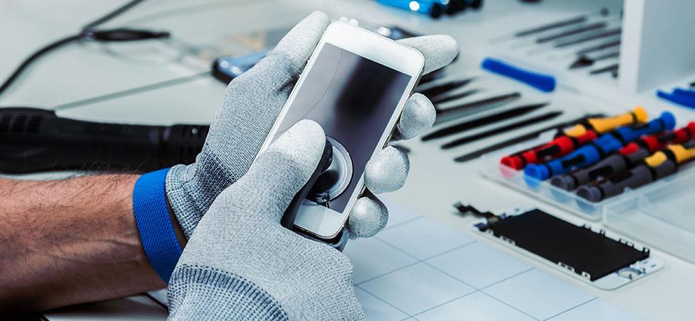 Поломки в смартфонах
