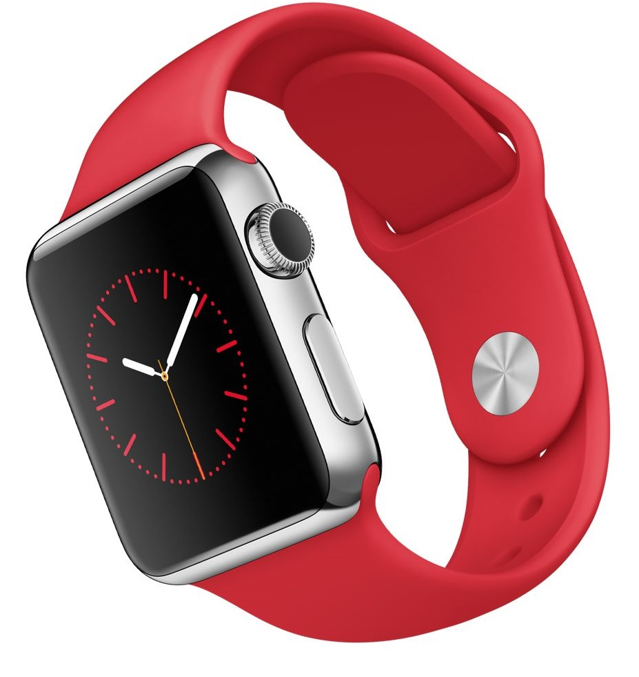 Apple Watch Series 1 38mm with Sport Band