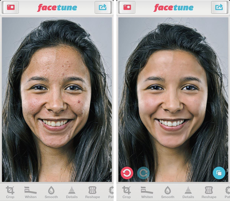 Приложения для фото до и после