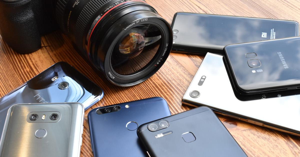 сегодня думала, сравнение камер смартфонов и фотоаппаратов чем заключаются