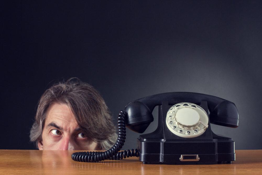 Смешные картинки про звонки