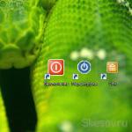 Как упростить выключение компьютера в Windows 8