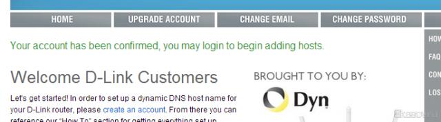 На электронный ящик будет отправлено письмо со ссылкой для активации аккаунта. Перейдя по которой, вы увидите сообщение о том, что ваша учетная запись активирована.