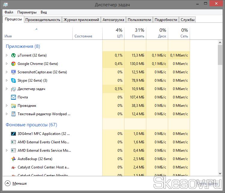 Что можно сделать если у вас не грузится рабочий стол? (Windows 8.1, 8, 7, Vista)