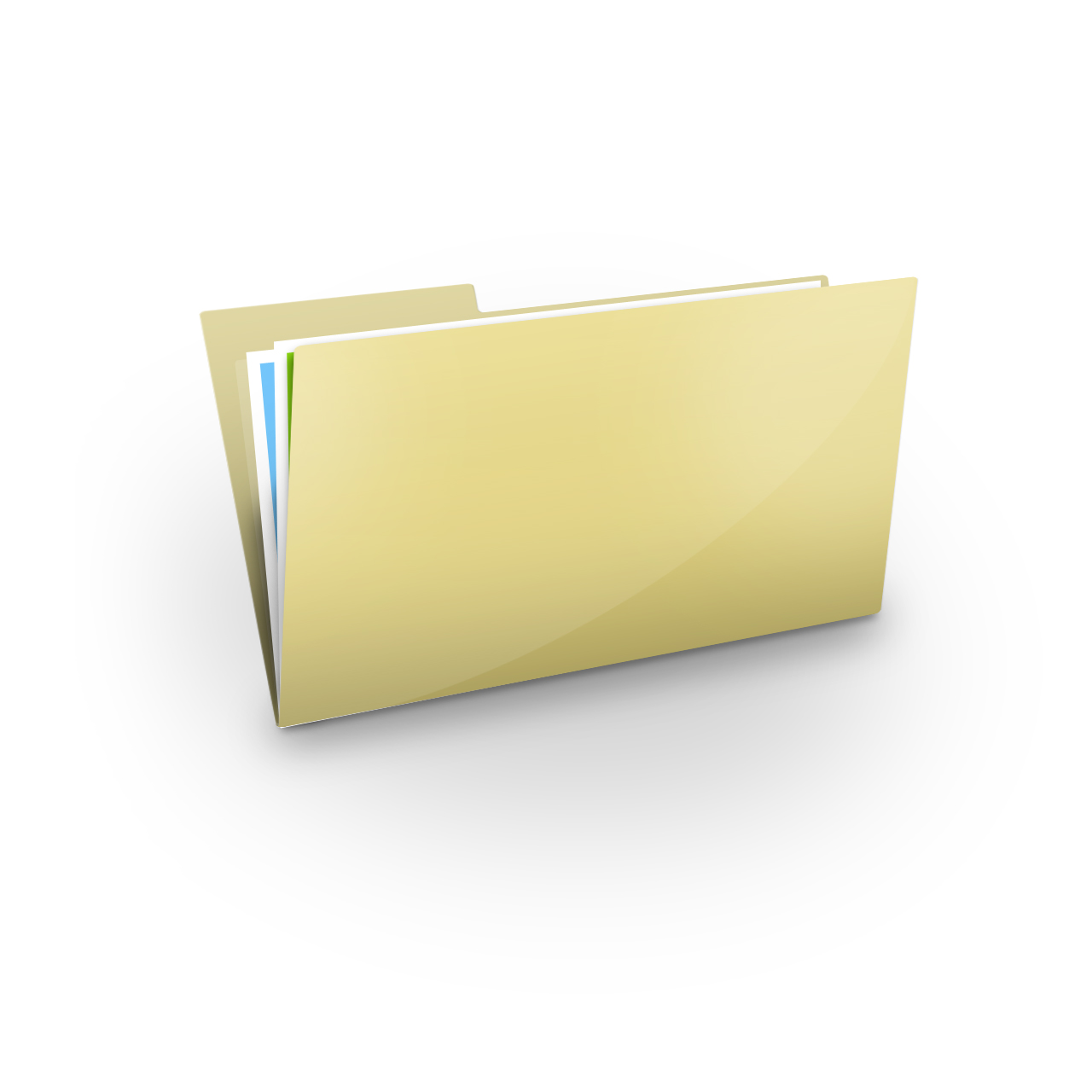 Значок папки