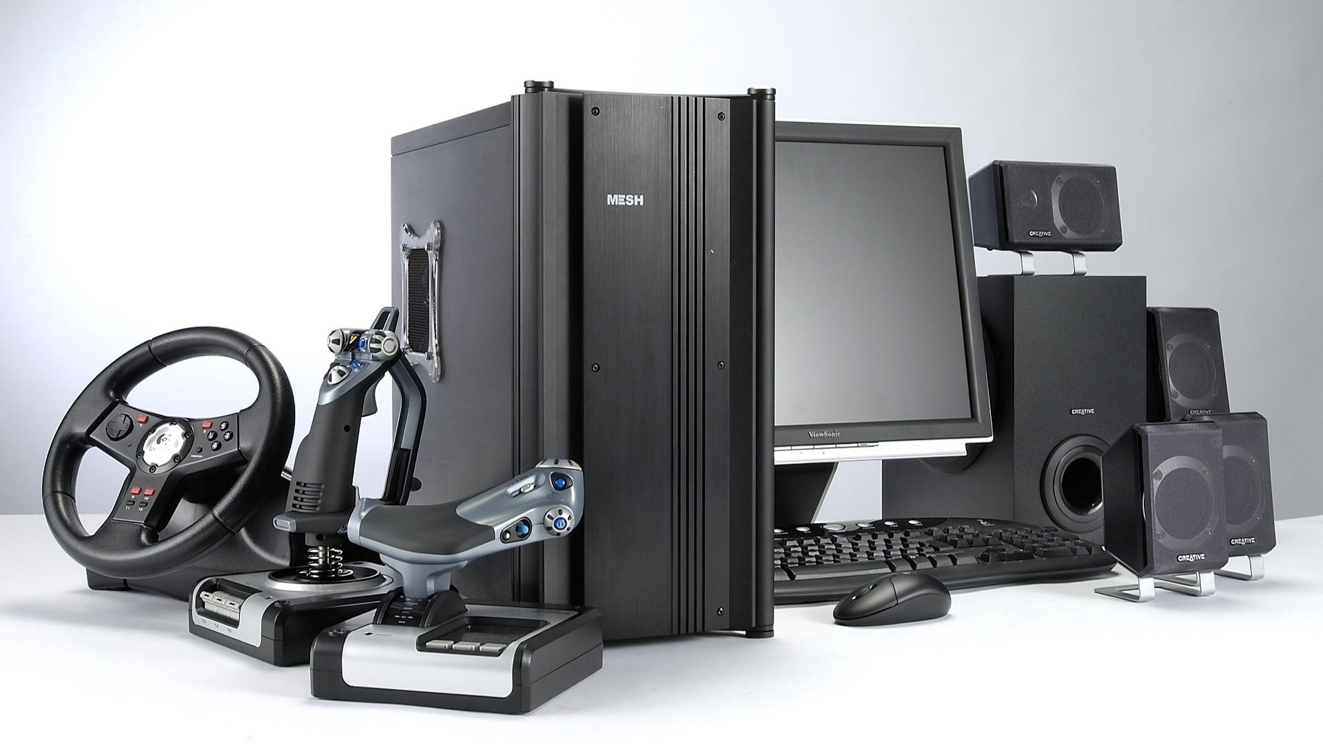 Компьютерная техника и гаджеты