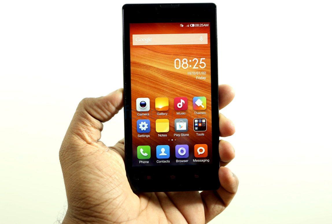 Смартфон Xiaomi RedMi 1