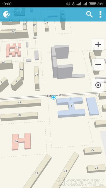 GPS на смартфоне Xiaomi RedMi 1