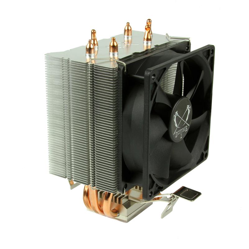 охлаждающая система процессора