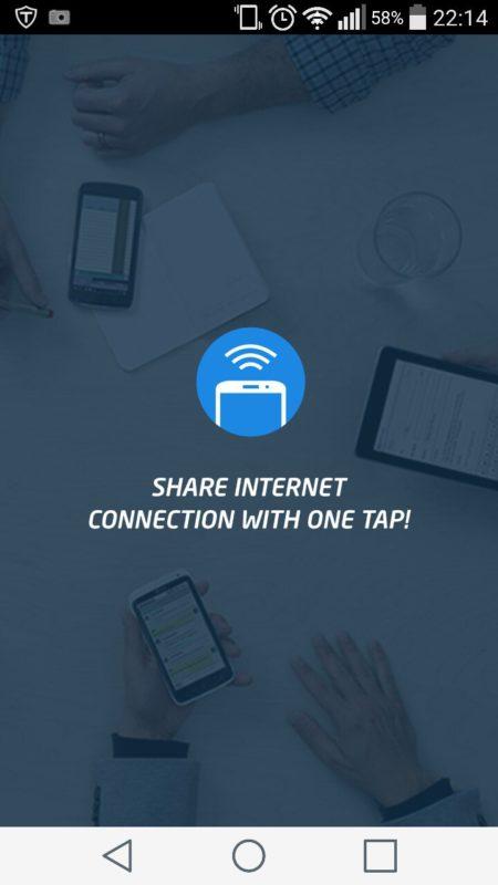 Как сделать телефон точкой доступа интернет