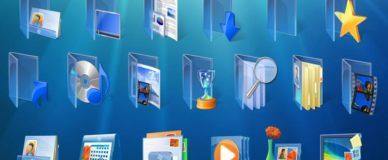 Ярлыки Windows 7