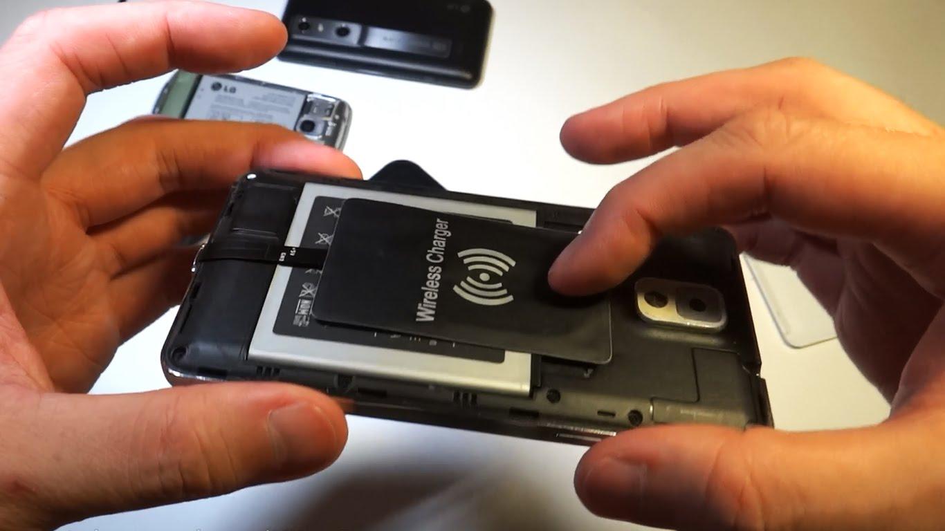 Как самому сделать беспроводную зарядку к телефону